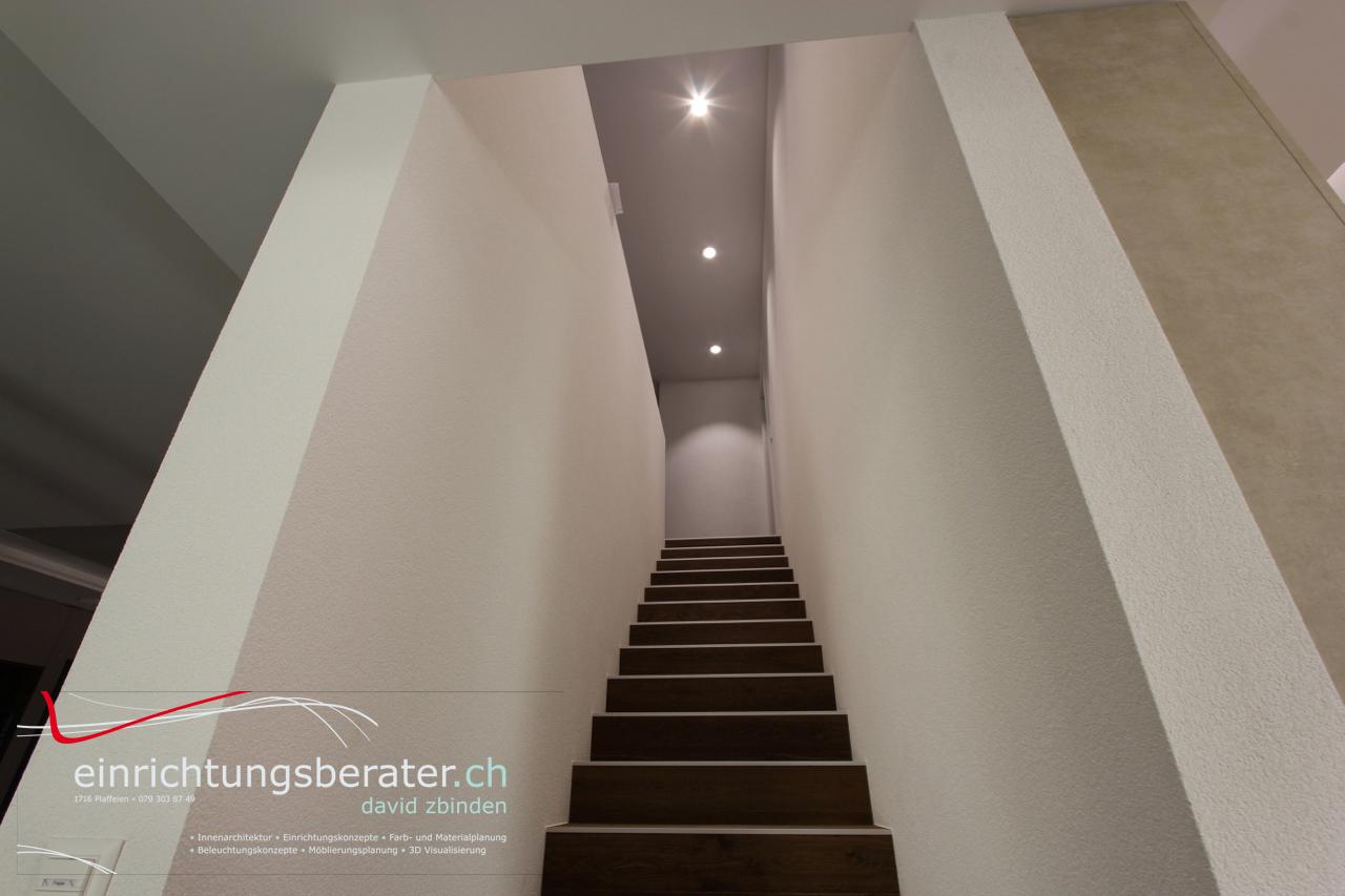 Treppe bearbeitet