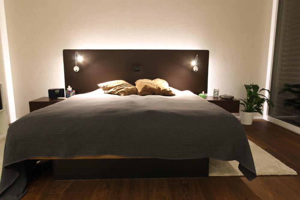 Kopfteil Bett
